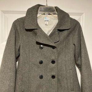 Girls Wool Pea Coat